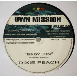 Dixie Peach / Echo Minott -...