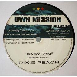 Dixie Peach / Echo Minott -...
