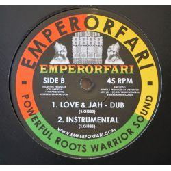 """Kofi -  Love & Jah  - 10"""" -..."""