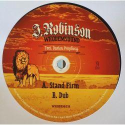 J. Robinson  / Darien...