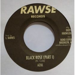 "Azul - Black Rose - 7"" -..."