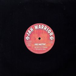 "Jah Warrior - Majestic Stepper - 10"" - JW1008"