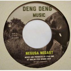 Iyah One - Negusa Negast -...