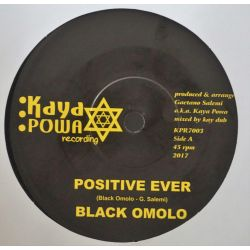 Black Omolo - Positive Ever...