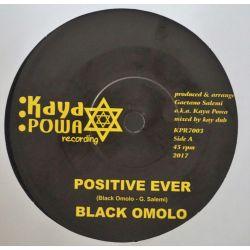 Black Omolo - Positive Ever...