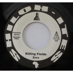 "Zoro  - Killing Fields - 7""..."