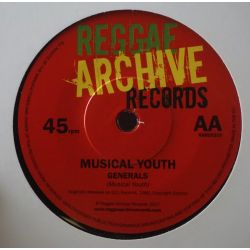 Musical Youth - Political /...