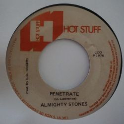 Almighty Stones - Penetrate...