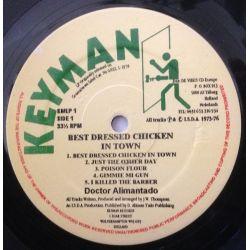 Dr. Alimantado - Best Dressed Chicken In Town - LP - KMLP1