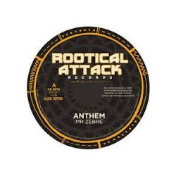 Mr Zebre - Anthem - 7""