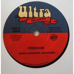 """Tony Scott  - Freedom - 7""""..."""
