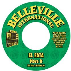 El Fata - Move It - 7""