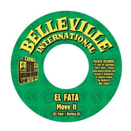 """El Fata - Move It - 7"""""""