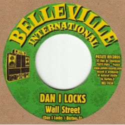 Dan I Locks - Wall Street - 7""
