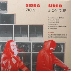 "Isayah / Gede - Zion - 7"" -..."