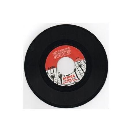 "S'Kaya /  Solomon James Browne - Africa - 7"""