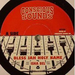 "Ishabel - Bless Jah Holy Name - 7"""