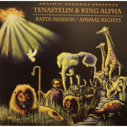 Tenastelin / King Alpha -...