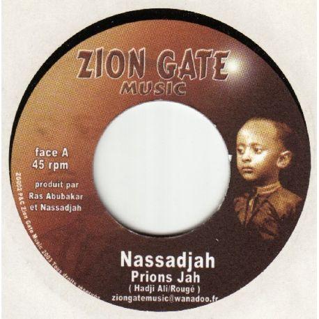 """Nassadjah - Prions Jah - 7"""""""