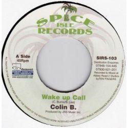 Colin B  / Desrene - Wake...