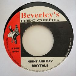 The Maytals - Night And Day...