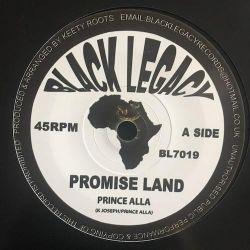 Prince Alla - Promise Land...