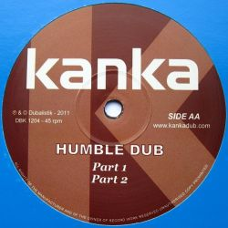 Kanka - Dreadful Time / Humble Dub - 12""