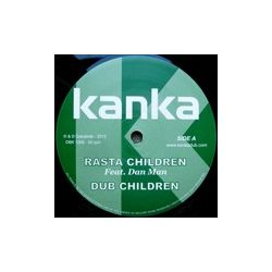 Kanka - Rasta Children / We Ah Warrior - 12""