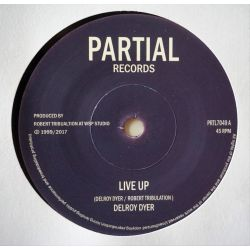 "Delroy Dyer - Live Up - 7""..."