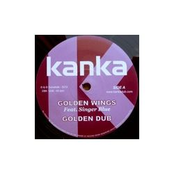 Kanka - Golden Wings / Cantel Dub - 12""