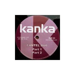 "Kanka - Golden Wings / Cantel Dub - 12"""
