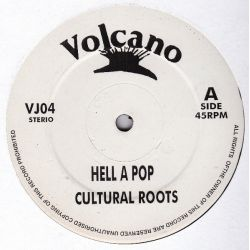 Cultural Roots /  Sammy Dread /  Danny Dread - Hell A Pop / Follow Fashion - 12""