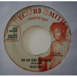 Black Oney - Jah Jah Send...