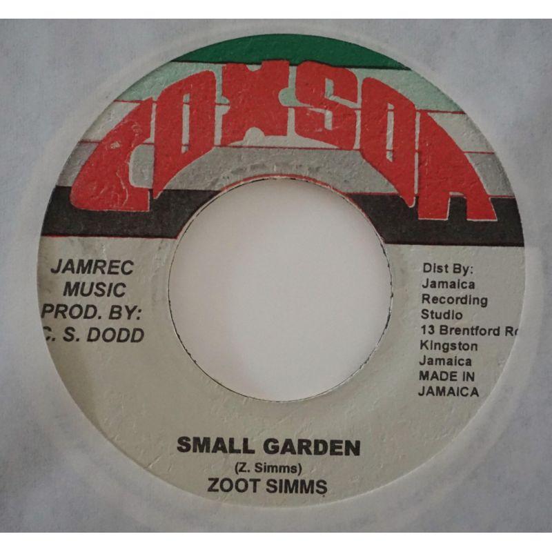 Zoot Simms / Alton Ellis / The New Establishment - Small Garden / She Boom  (Version) - 7