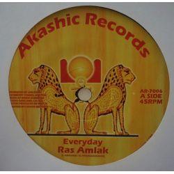 """Ras Amlak - Everyday  - 7""""..."""