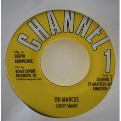 Leroy Smart - Oh Marcus -...