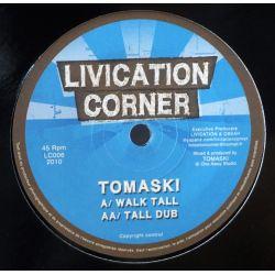 """Tomaski - Walk Tall - 7"""" -..."""