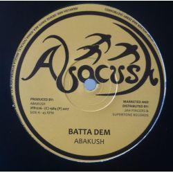 Abacush - Batta Dem / Rock...
