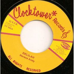 """Horace Andy - Delilah - 7"""""""