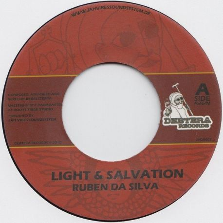Ruben Da Silva - Light & Salvation - 7""