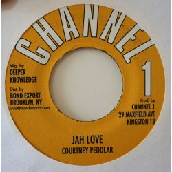 Courtney Peddlar - Jah Love...