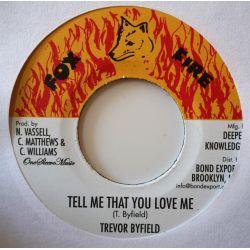 Trevor Byfield - Tell Me...