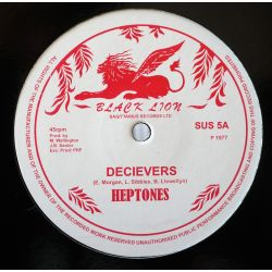 The Heptones - Decievers /...