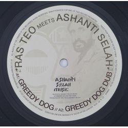 Ras Teo / Ashanti Selah -...