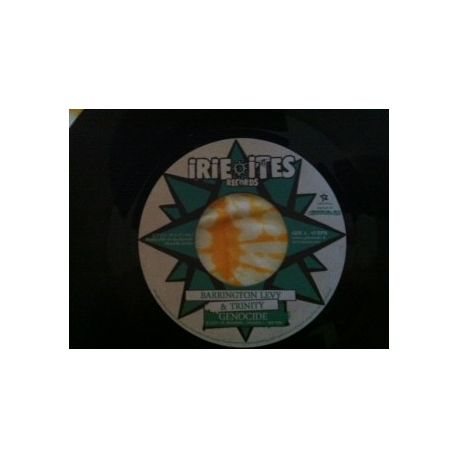 Barrington Levy /  Trinity  /  Barrington Levy - Genocide / Tell Dem Already - 7""