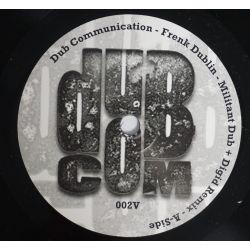 Frenk Dublin - Militant Dub...