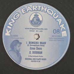 Izyah Davis - Binghi Man -...