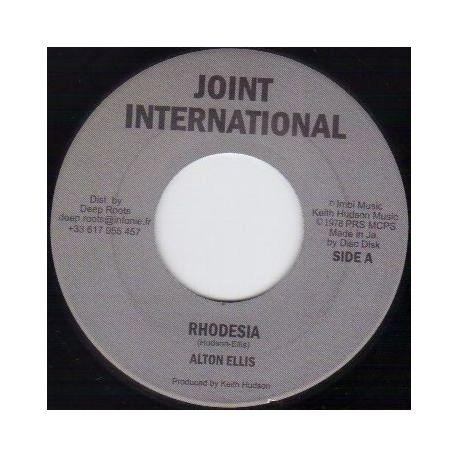 "Alton Ellis - Rhodesia - 7"""