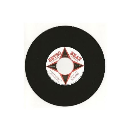 "Peter ""Roots"" Lewis - Jah Is My Salvation - 7"""