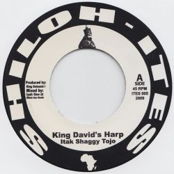 Itak Shaggy Tojo - King David's Harp - 7""